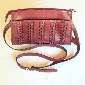 Vintage Etienne Aigner Leather Bag